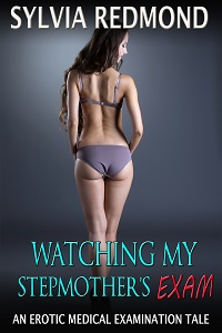 cover design for the book entitled Watching My Stepmother