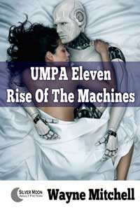 cover design for the book entitled UMPA Eleven