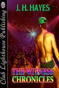 cover design for the book entitled The Witness Chronicles