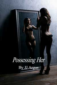 cover design for the book entitled Possessing Her