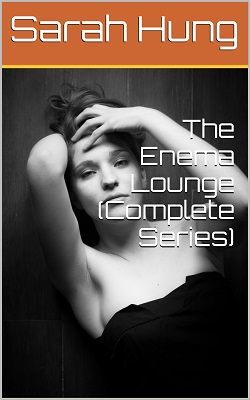 cover design for the book entitled The Enema Lounge (Complete Series)
