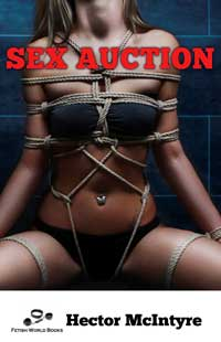 cover design for the book entitled Sex Auction