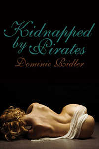 cover design for the book entitled Kidnapped by Pirates