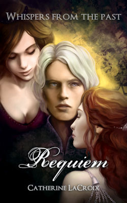cover design for the book entitled Requiem