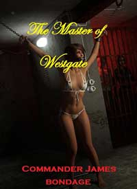 cover design for the book entitled The Master Of Westgate