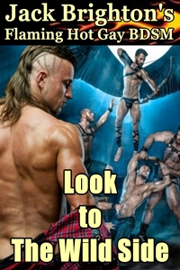 cover design for the book entitled Look to The Wild Side