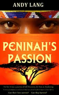 cover design for the book entitled Peninah
