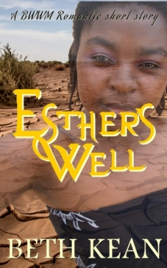 cover design for the book entitled Esther