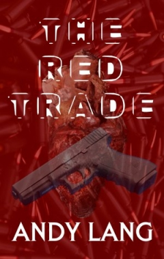 cover design for the book entitled The Red Trade