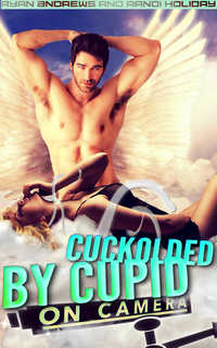 cover design for the book entitled Cuckolded by Cupid on CCTV