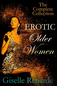 cover design for the book entitled Erotic Older Women