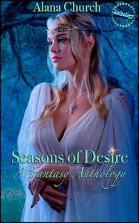 cover design for the book entitled Seasons of Desire