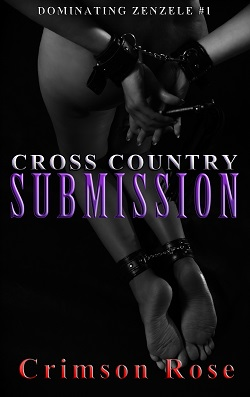 cover design for the book entitled Cross Country Submission