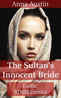 cover design for the book entitled The Sultan