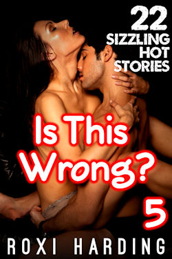 cover design for the book entitled Is This Wrong 5
