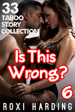 cover design for the book entitled Is This Wrong 6