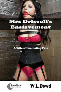 cover design for the book entitled Mrs. Driscoll