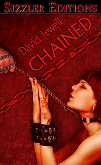 cover design for the book entitled Chained!