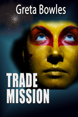 cover design for the book entitled Trade Mission