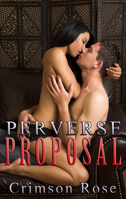 cover design for the book entitled Perverse Proposal