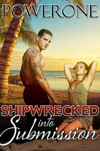cover design for the book entitled Shipwrecked into Submission