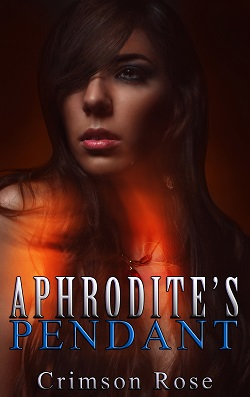 cover design for the book entitled Aphrodite