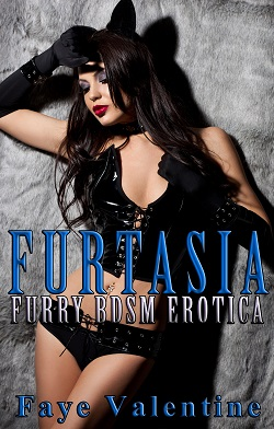 cover design for the book entitled Furtasia