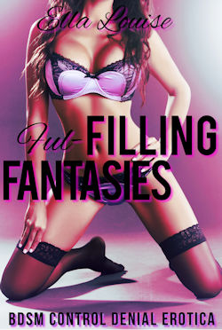 cover design for the book entitled Fulfilling Fantasies