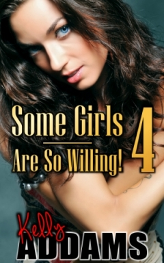 cover design for the book entitled Some Girls (Are So Willing) 4