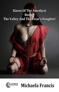 cover design for the book entitled The Valley And The Vicar
