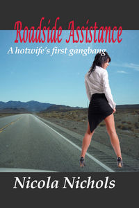 cover design for the book entitled Roadside Assistance