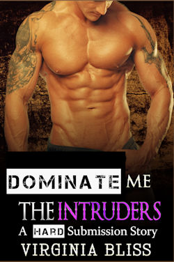 cover design for the book entitled The Intruders