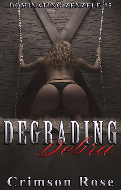 cover design for the book entitled Degrading Debra