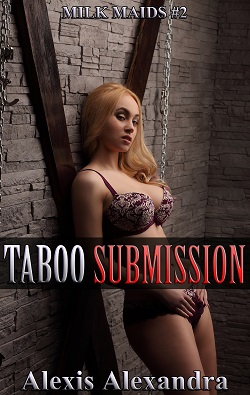 cover design for the book entitled Taboo Submission
