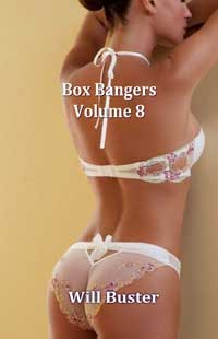 cover design for the book entitled Box Bangers - Volume 8