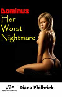 cover design for the book entitled Her Worst Nightmare