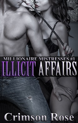 cover design for the book entitled Illicit Affairs