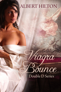 cover design for the book entitled Viagra Bounce