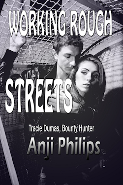 cover design for the book entitled Working Rough Streets