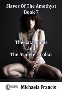 cover design for the book entitled The Catacombs And The Acolyte