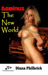 cover design for the book entitled The New World