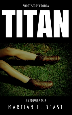cover design for the book entitled Titan