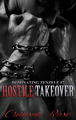 cover design for the book entitled Hostile Takeover