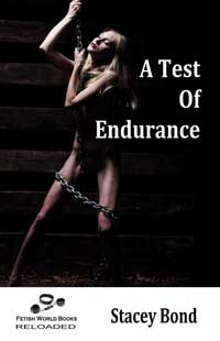 cover design for the book entitled A Test Of Endurance