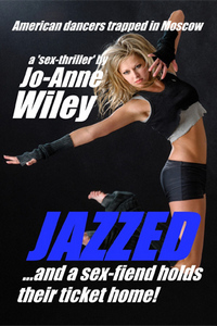 cover design for the book entitled Jazzed