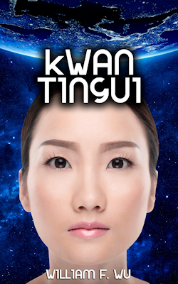 cover design for the book entitled Kwan Tingui