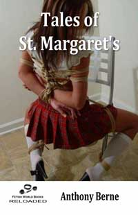 cover design for the book entitled Tales Of St. Margaret