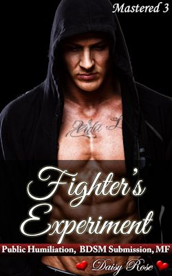 cover design for the book entitled Fighter
