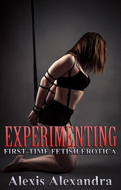 cover design for the book entitled Experimenting