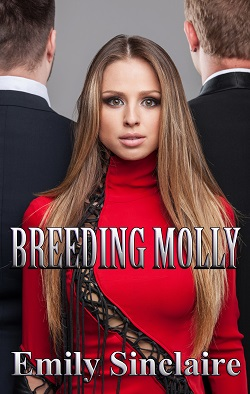cover design for the book entitled Breeding Molly